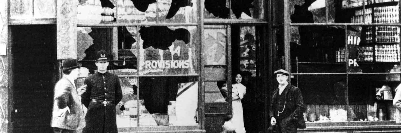 anti-Asian riot 1907